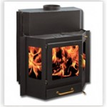 Fireplaces uncoated